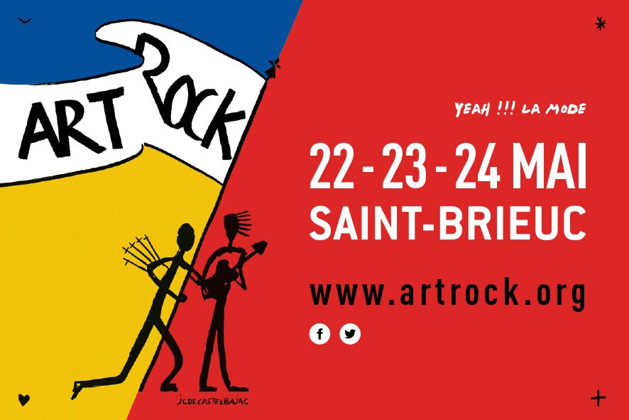 visuel Art Rock 2015