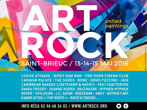 visuel Art Rock 2016
