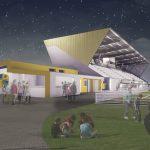 Le projet de réhabilitation du stade Fred-Aubert à Saint-Brieuc