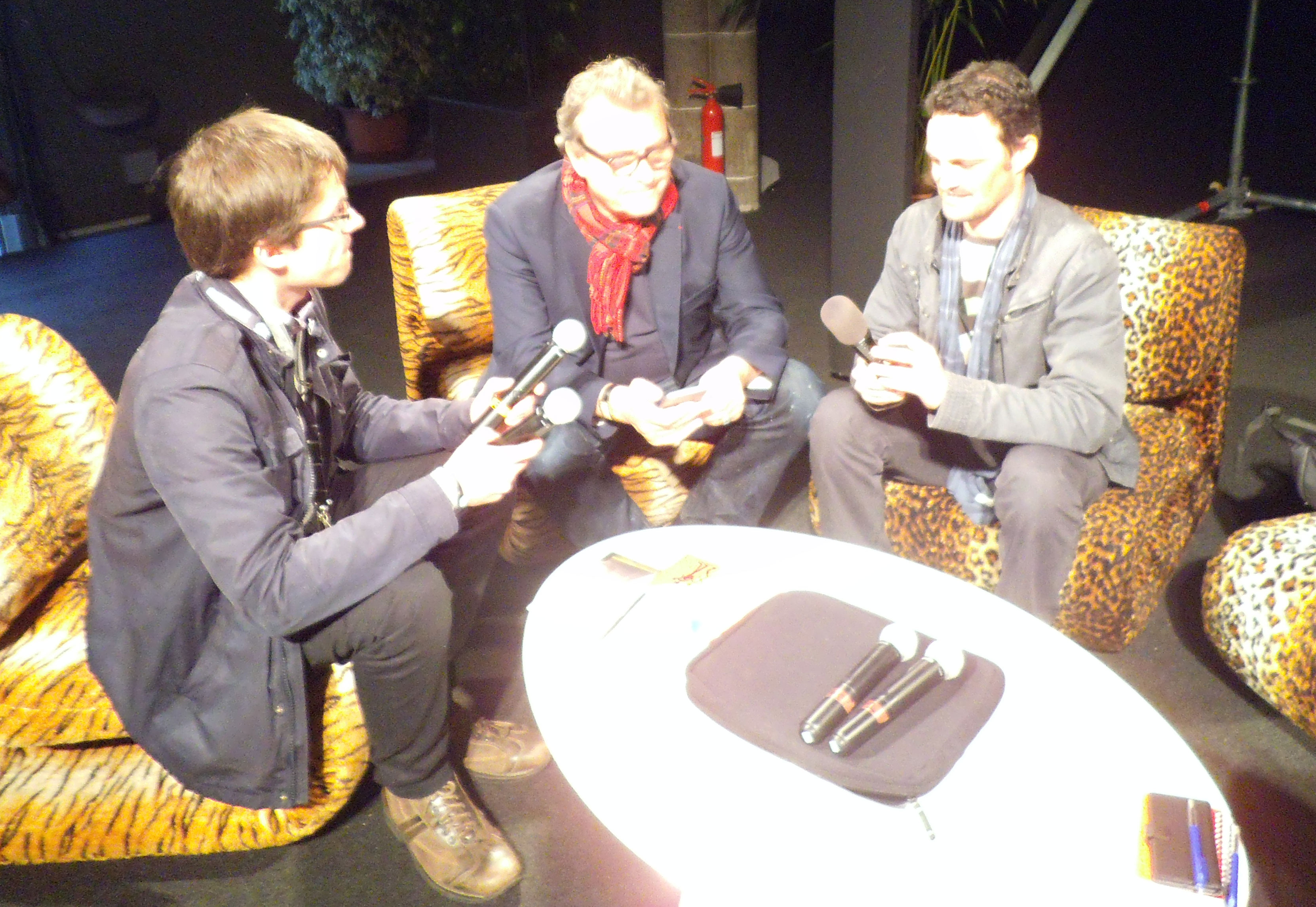 Art Rock : Entretien avec Jean-Charles de Castelbajac !