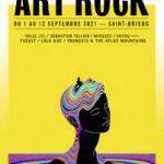 Art Rock 2021 : la 38ème édition se tiendra du 1er au 12 septembre