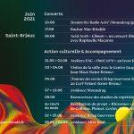 Des concerts en juin à Bonjour Minuit à Saint-Brieuc