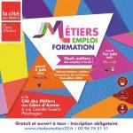 Le Forum Métiers Emploi Formation va se dérouler sur 2 jours