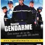 Zoom sur les métiers de la gendarmerie